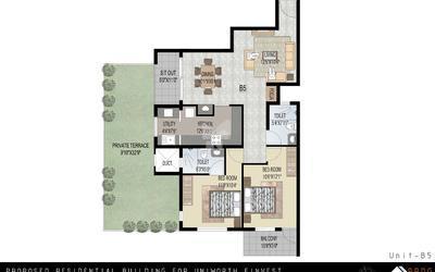 uniworth-serenity-in-kengeri-floor-plan-2d-sef