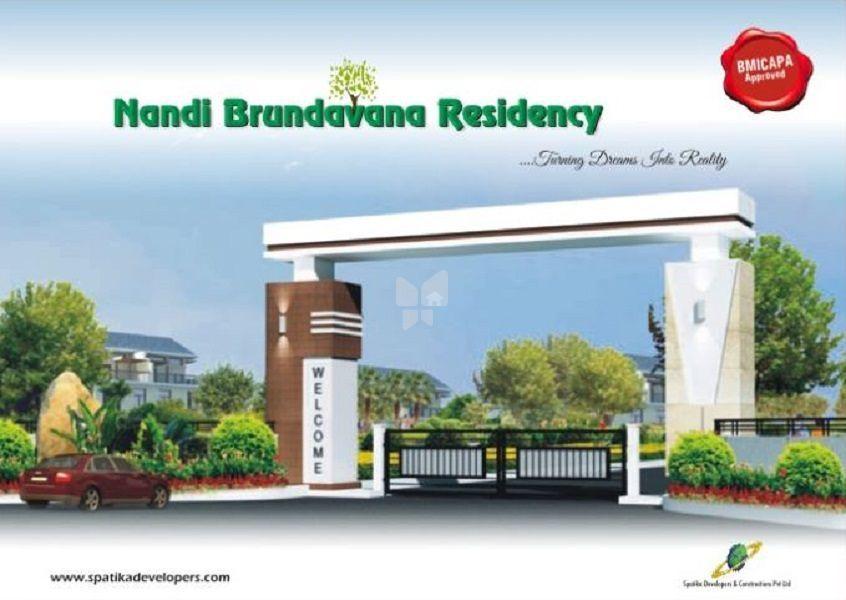 Nandi Brundavana Residency - Elevation Photo