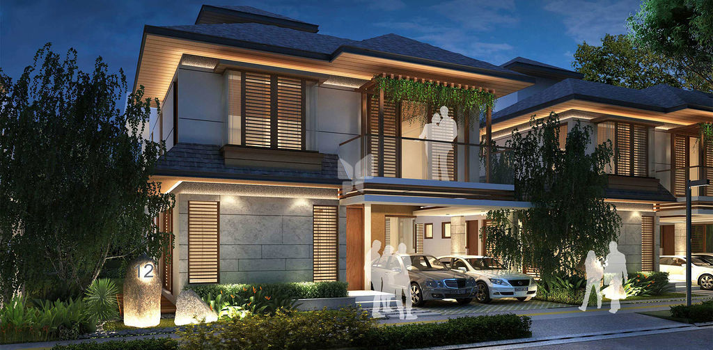 Excel Dwellings Oxigen Sports Villas - Elevation Photo