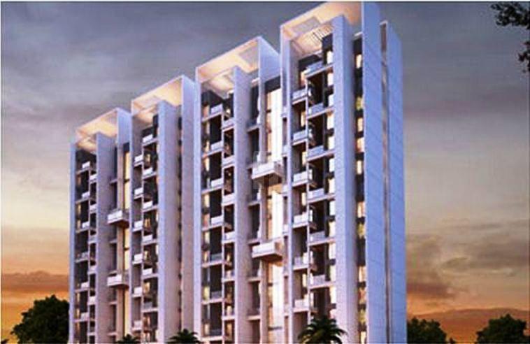 Ravinanda Sky Twins - Elevation Photo