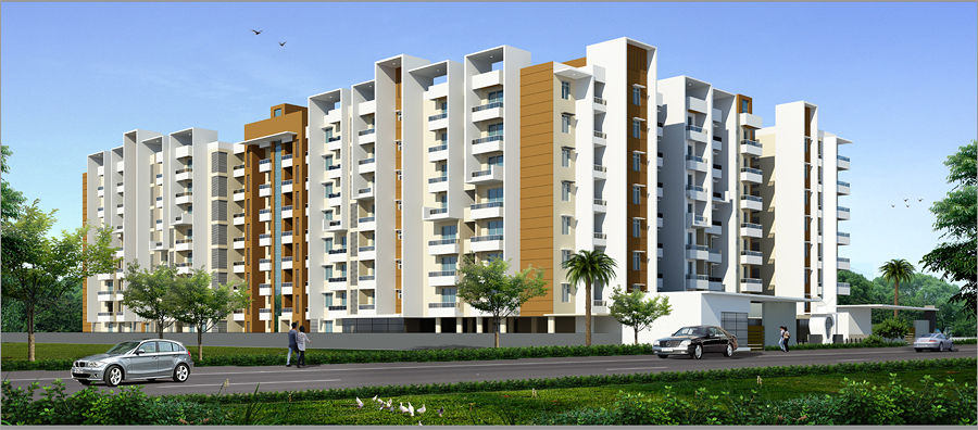 Sandeep Square - Project Images