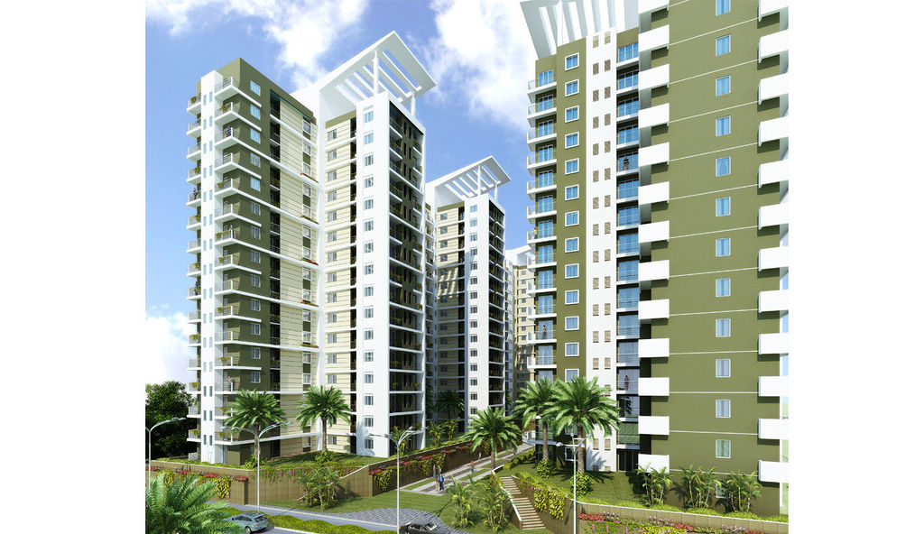 Indiabulls Sierra - Elevation Photo