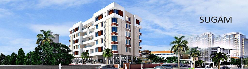 Sugam Cooperative Housing Society Limited - Elevation Photo