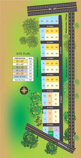 Tekton Estates White Park - Master Plans