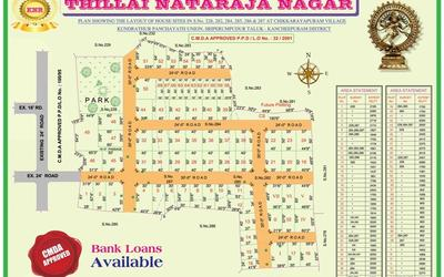 thillai-nataraja-nagar-in-kanchipuram-location-map-dok