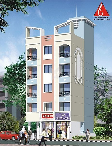 Ganesha Sai Enclave - Elevation Photo