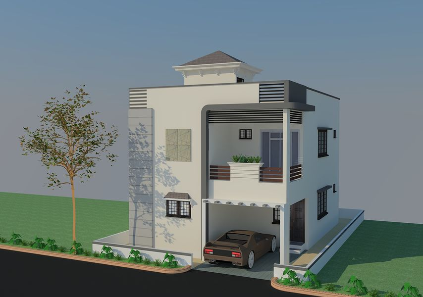Sri Mytri Villas - Project Images