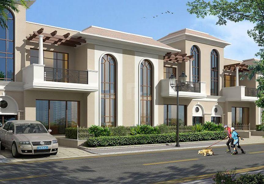 Omaxe Palm Villa - Elevation Photo