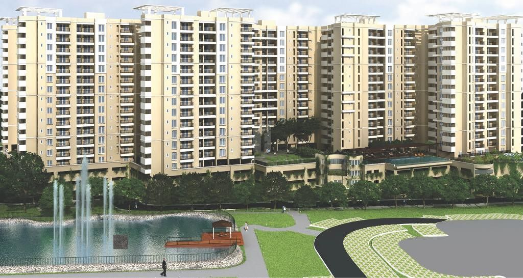 SNN Raj Serenity Phase 2 - Project Images