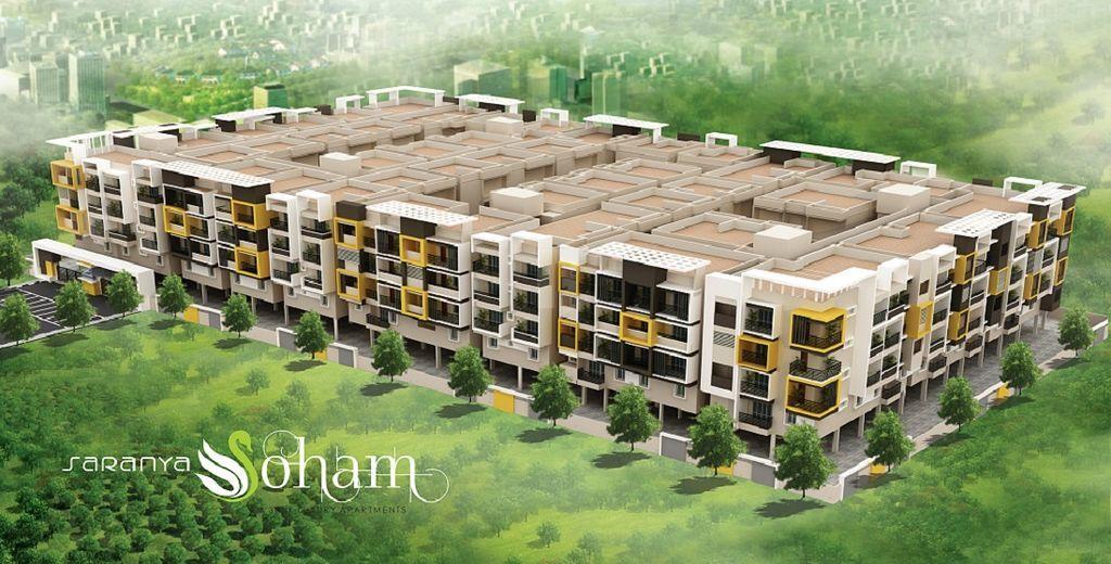 Saranya Soham - Elevation Photo