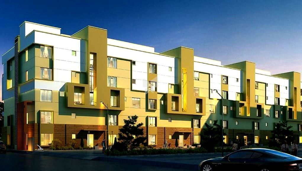 Unitech Uniworld Resorts - Elevation Photo