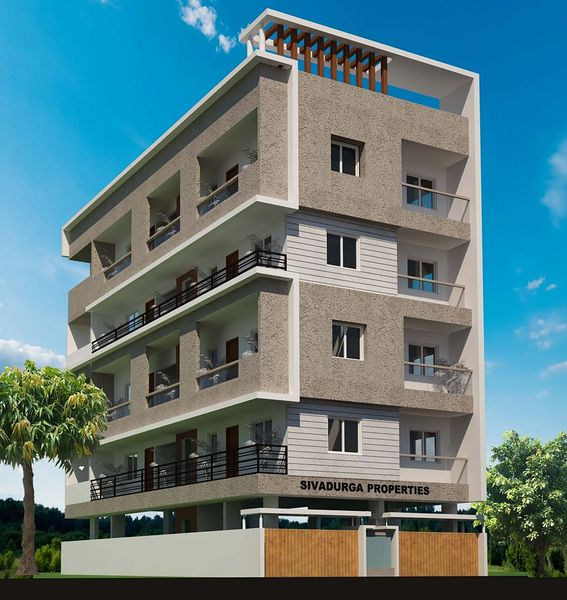A Kv Happy Homes In Banashankari 3rd Stage Bangalore