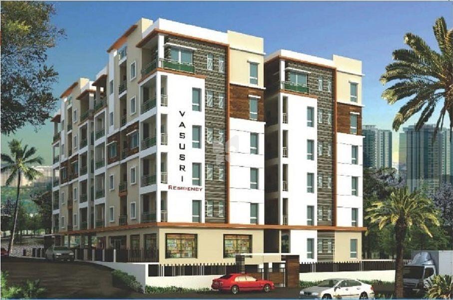 Vasusri Residency - Elevation Photo