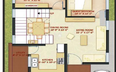 annciya-bliss-in-sarjapur-road-floor-plan-2d-vkt