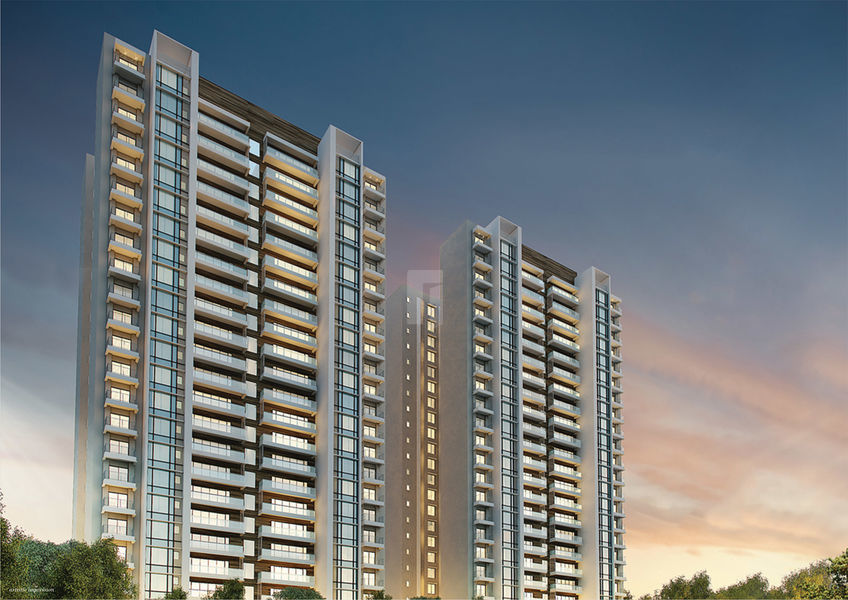 Sobha City - Project Images