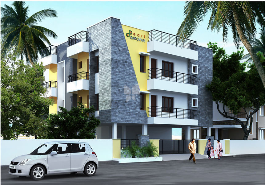 Pearl Sarovar - Project Images