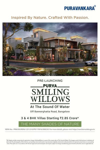 Purva Smiling Willows - Project Images