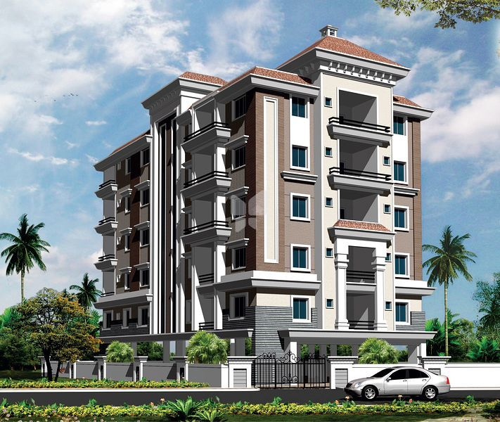 CPR Prabhavathi Avenue - Project Images