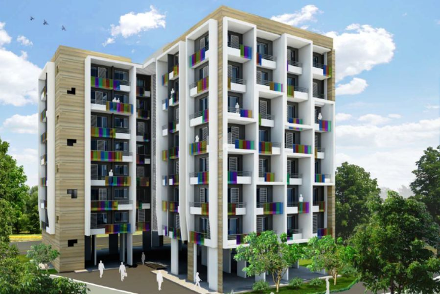 KT Vasai One - Project Images