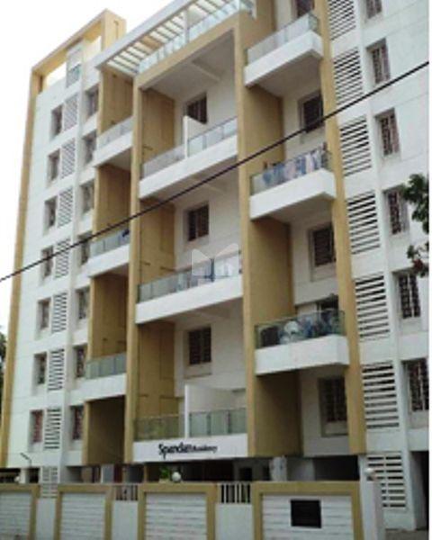 Sharada Alliance Spandan Residency - Elevation Photo
