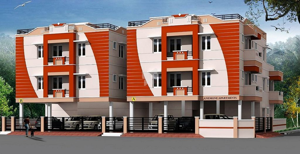 Elevation Image | JMM Anemone Apartments In Pudupakkam, Chennai