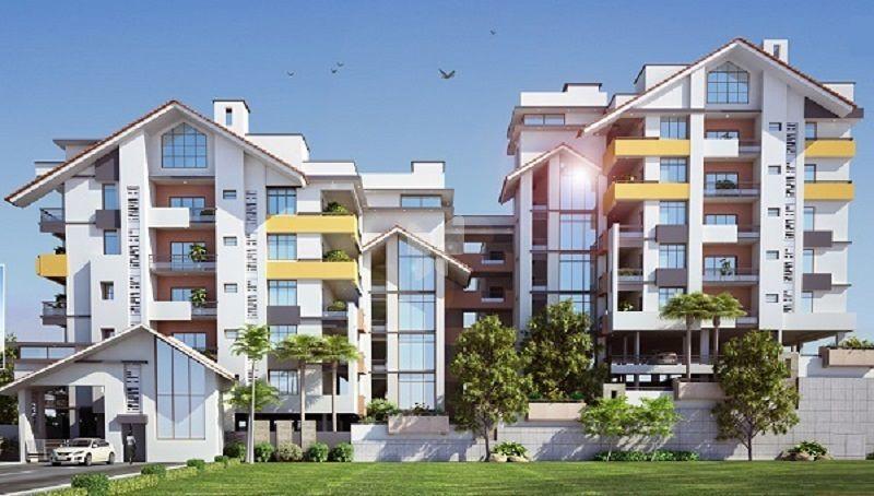 Sahiti Sumukhi Apartment - Elevation Photo