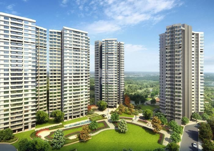 Panch Srishti Phase II - Project Images