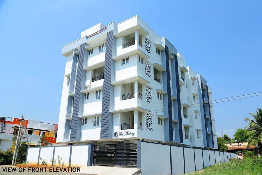 Sai Aashray - Elevation Photo