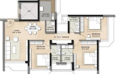 kalpataru-regalia-in-prem-nagar-goregaon-west-floor-plan-2d-wir