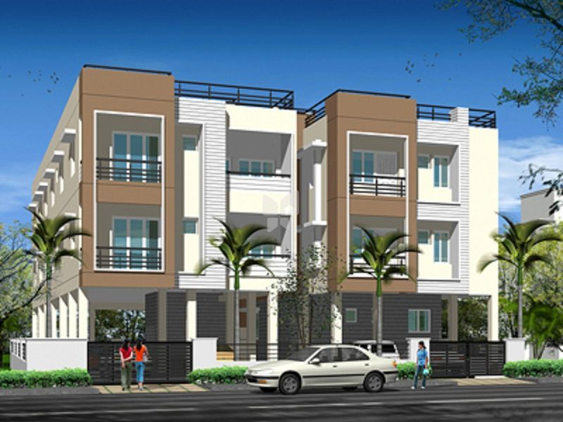 Anupam 2 - Elevation Photo