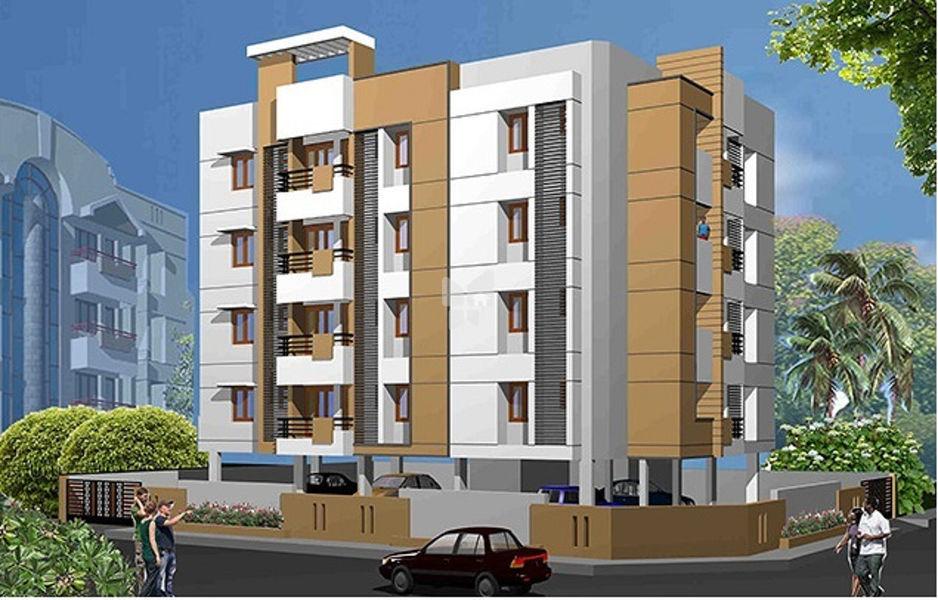 Kgeyes Permalpuram IV - Elevation Photo