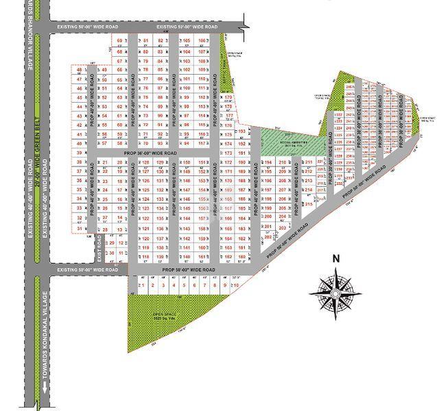 Cosmo City - Master Plan