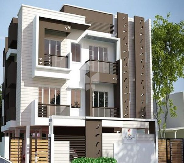 India builders sai anugraha in kilpauk chennai price for Indian apartment plans with elevation