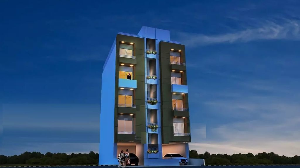 Sidhi Vinayak Homes 11 - Elevation Photo