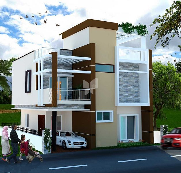 Apna Sapna Home Land - Elevation Photo