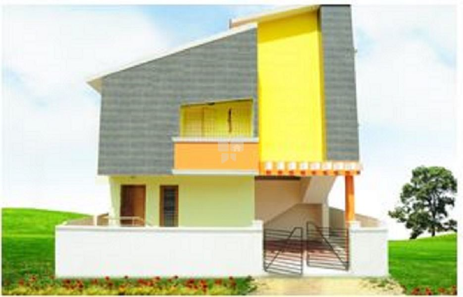 Raj Prabha's Breeze Pallikaranai - Elevation Photo