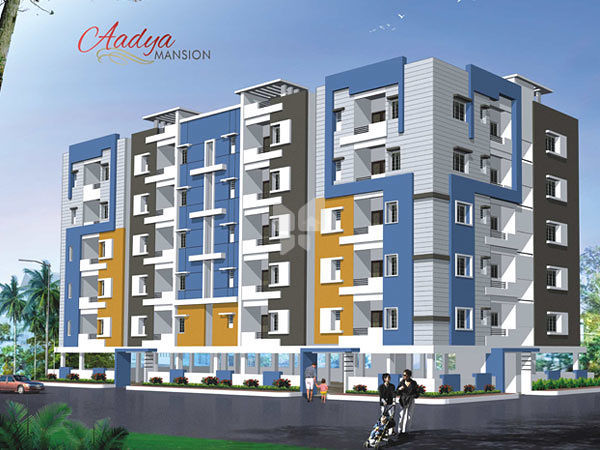 Aadya Mansion - Project Images