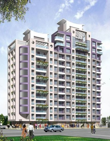 Arihant Nisarg Tower - Project Images