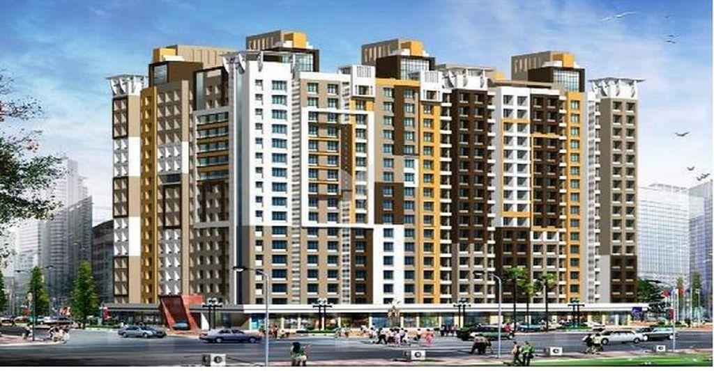 Shalibhadra Deeplaxmi Tower - Project Images
