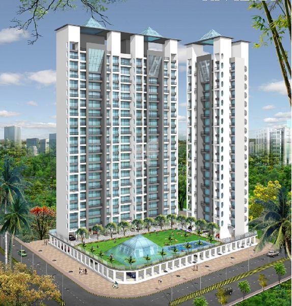 Tharwani Constructions Riviera - Elevation Photo