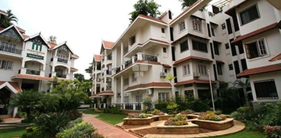 Maangalya The Residences - Elevation Photo