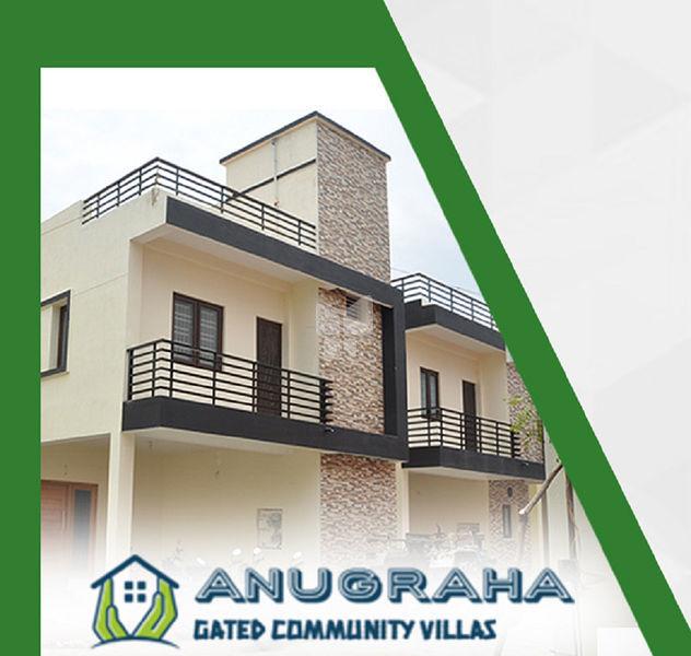 Anugrahaga Villas Phase II - Elevation Photo