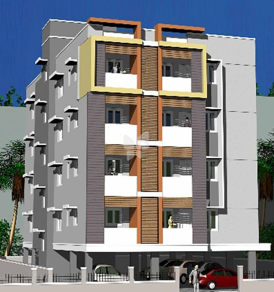 S K Sri Neya Residency - Elevation Photo