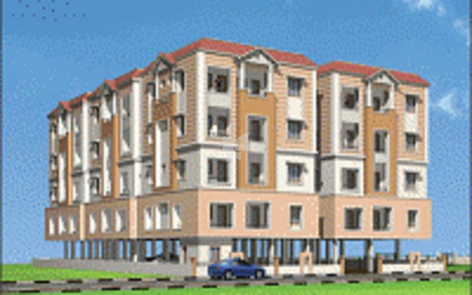 Praneeth Residency - Project Images