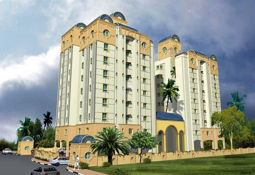 Jain Housing Amrit Kalash - Elevation Photo