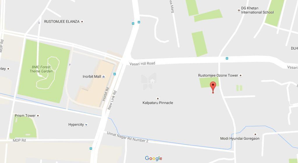 Acme Aakansha I - Location Maps