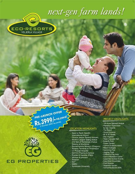 Eco-Resorts - Master Plans