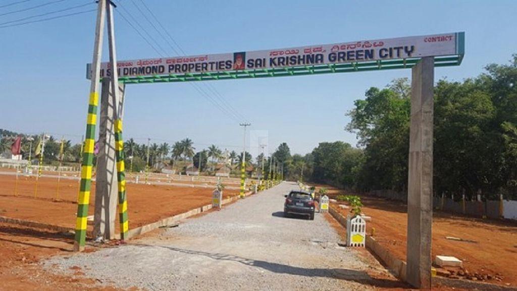 Sai Krishna Green City - Project Images