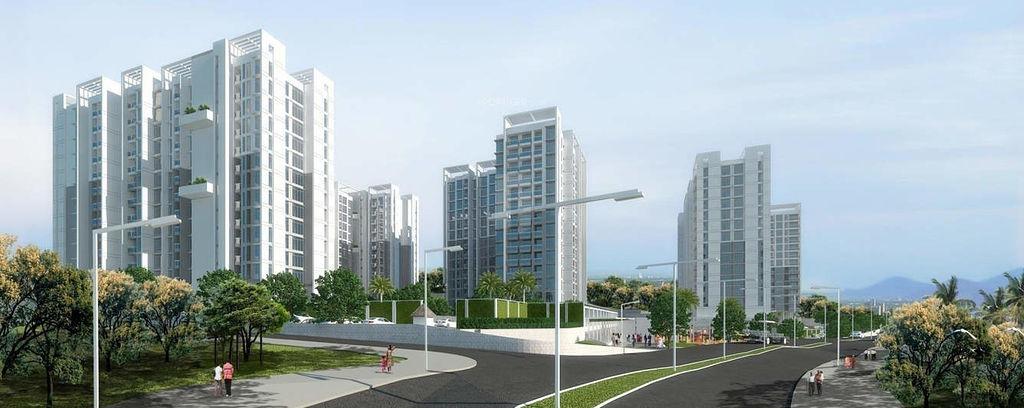 Godrej City - Project Images
