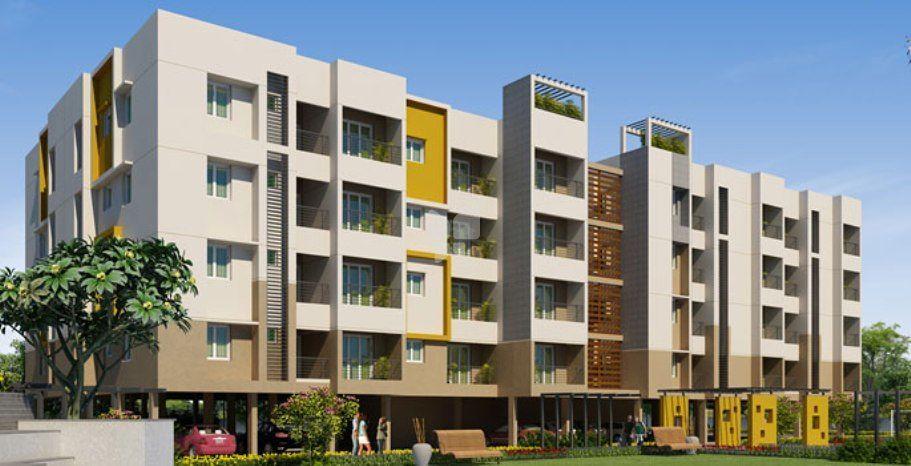 Malles Aashira Phase II - Elevation Photo